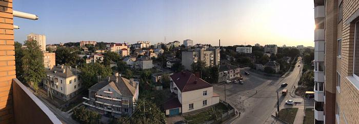 Однокомнатная квартирапосуточно в Тернополе, ул. Галицкая, 7в
