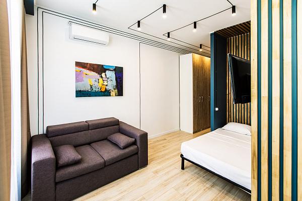 1-кімнатна квартираподобово у Дніпрі, Амур-Нижньодніпровський район, вул. Лугівська, 255. Фото 1