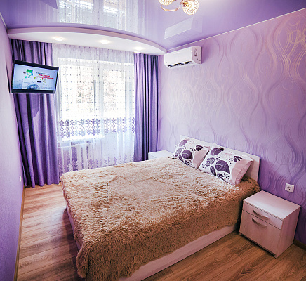 Двухкомнатная квартирапосуточно в Виннице. Ленинский район, ул. Келецкая, 84. Фото 1
