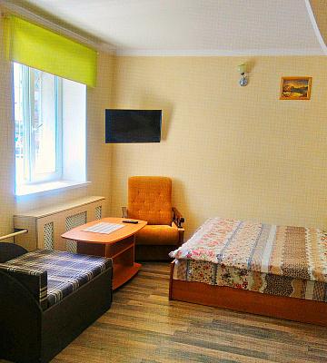 Однокомнатная квартирапосуточно в Шостке. ул. Прорезная, 2. Фото 1