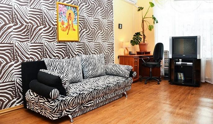 Двухкомнатная квартирапосуточно в Одессе. Приморский район, Преображенская, 37. Фото 1