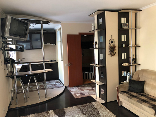 Однокомнатная квартирапосуточно в Николаеве, Центральный район, пр-т Центральный, 185