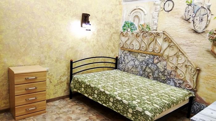 Однокомнатная квартирапосуточно в Одессе. Приморский район, ул. Жуковского, 29. Фото 1