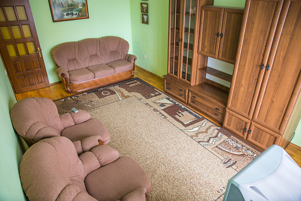 Двухкомнатная квартирапосуточно в Тернополе, ул. Глиняная, 1
