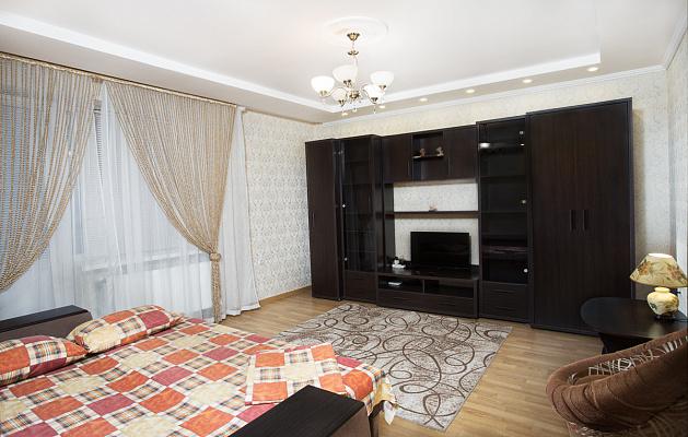 Однокомнатная квартирапосуточно в Виннице, Ленинский район, пер. Средний, 6. Фото 1