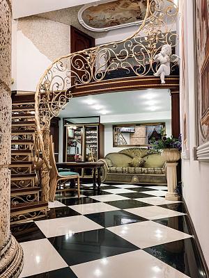 Однокомнатная квартирапосуточно в Одессе. Приморский район, ул. Дерибасовская, 17. Фото 1