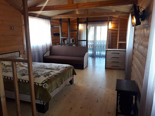 1-комнатная квартира посуточно в Трускавце. ул. Ивана Франко, 2б. Фото 1