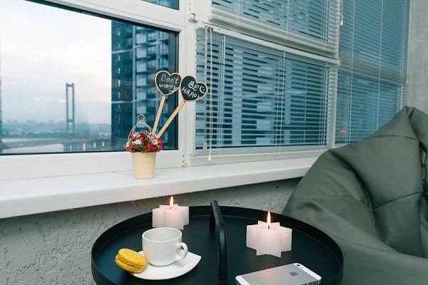 Двухкомнатная квартирапосуточно в Киеве, Дарницкий район, ул. Заречная, 3а