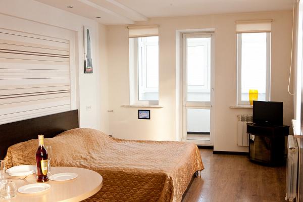 Однокомнатная квартирапосуточно в Виннице, Ленинский район, ул. Александра Соловьева, 4. Фото 1