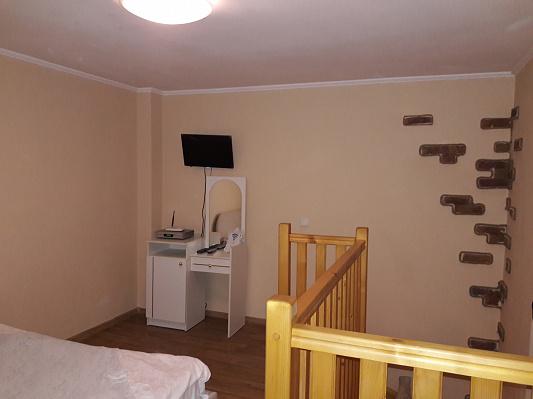 1-комнатная квартира посуточно в Львове. Галицкий район, ул. Модеста Менцинского, 8. Фото 1
