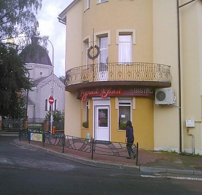 Однокомнатная квартирапосуточно в Трускавце, ул. Стебникская, 8