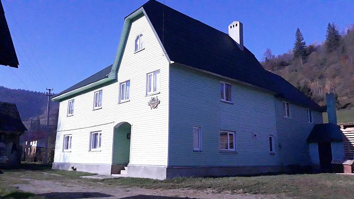 Дом посуточно в Славском. ул. Устияновича, 122. Фото 1