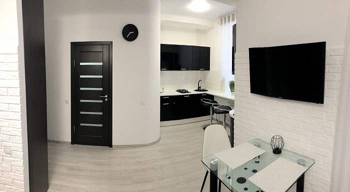 1-кімнатна квартираподобово в Кривому Розі. Саксаганський район, пр-т Гагаріна, 29. Фото 1