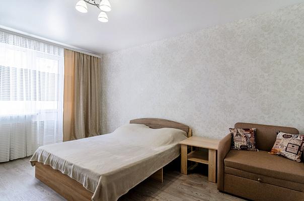 1-кімнатна квартираподобово у Сумах, Зарічний район, пр-т Михайла Лушпи, 5. Фото 1