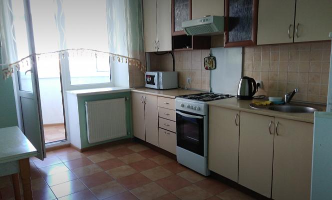 Однокомнатная квартирапосуточно в Хмельницком, ул. Прибужская, 30а. Фото 1