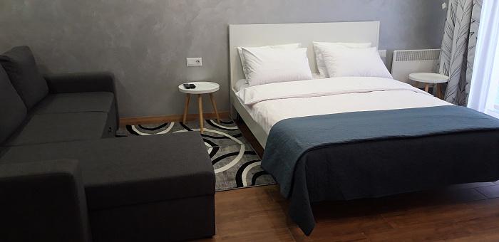 1-кімнатна квартираподобово у Луцьку, вул. Лесі Українки, 26. Фото 1