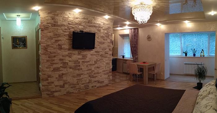 1-кімнатна квартираподобово в Рівному. пр-т Миру, 9. Фото 1