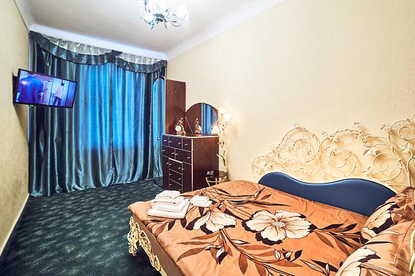 Однокомнатная квартирапосуточно в Львове. Галицкий район, ул. Балабана, 21. Фото 1