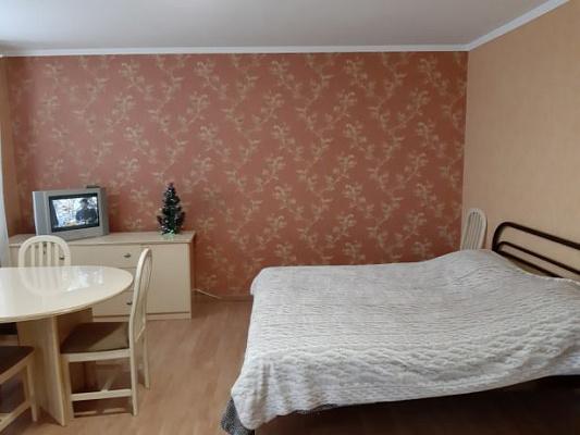 Однокомнатная квартирапосуточно в Мариуполе. Приморский район район, ул. Балтийская, 19. Фото 1