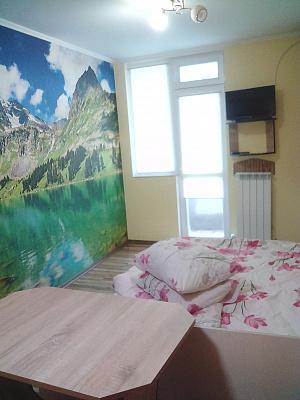 Однокомнатная квартирапосуточно в Тернополе. ул. Белогорская, 18д. Фото 1