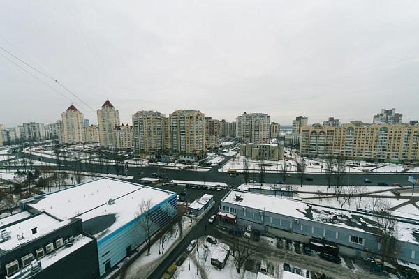 Однокомнатная квартирапосуточно в Киеве, Оболонский район, пр-т. Героев Сталинграда, 27а