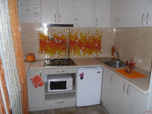 1-комнатная квартира посуточно в Харькове. ул. Спиридоновская, 15. Фото 1