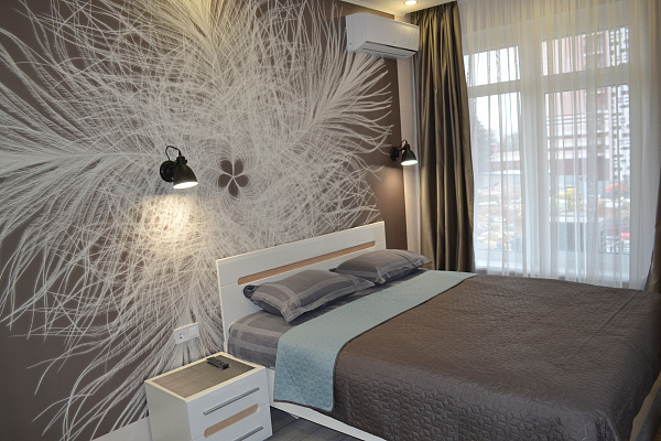 Двухкомнатная квартирапосуточно в Одессе, Приморский район, ул. Литературная, 8. Фото 1