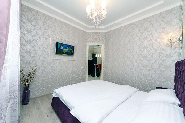 Двухкомнатная квартирапосуточно в Киеве, ул. Тютюнника, 53