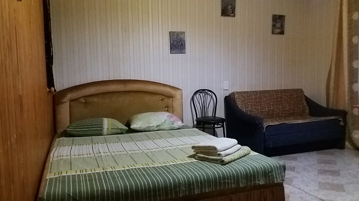 Однокомнатная квартирапосуточно в Кременчуге. ул. Ивана Мазепы, 17. Фото 1