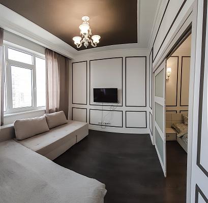 2-комнатная квартира посуточно в Одессе. Приморский район, ул. Гагаринское плато, 5а к2. Фото 1