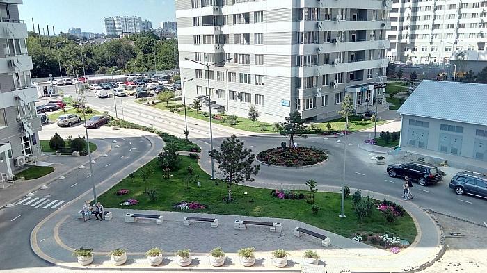 Однокомнатная квартирапосуточно в Одессе, Киевский район, Люстдорфская дорога, 55/2