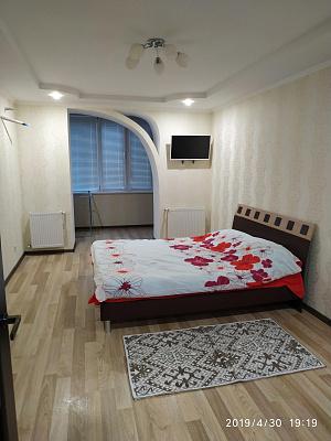 Однокомнатная квартирапосуточно в Виннице. Замостянский район, ул. Чорновола, 29. Фото 1
