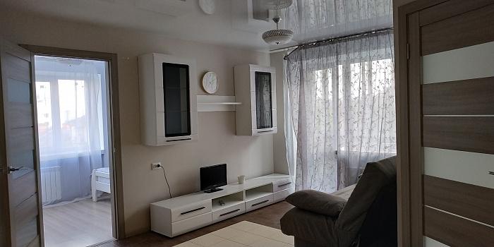 2-кімнатна квартираподобово в Тернополі. вул. Руська, 16. Фото 1