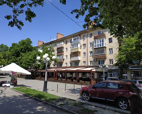 Однокомнатная квартирапосуточно в Полтаве, Октябрьский район, ул. Соборности, 26