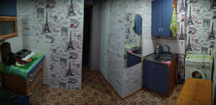Однокомнатная квартирапосуточно в Сергеевке, ул. Горького, 7
