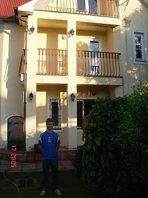 Дом  посуточно в Киеве. Днепровский район, ул.  Линия 19, 5. Фото 1